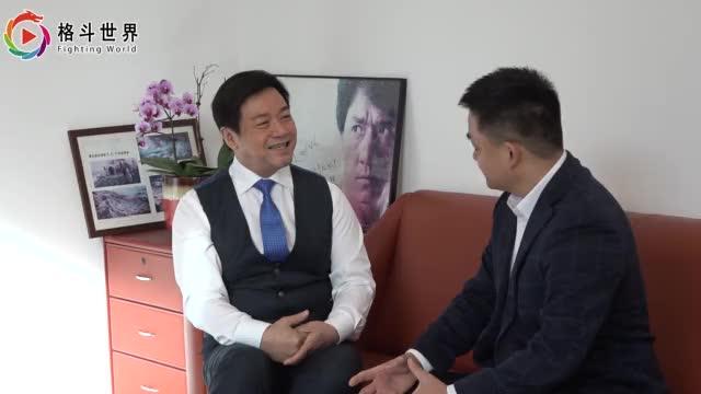 《急先锋》即将上映,著名导演唐季礼是这样评价,拳王杨建平的