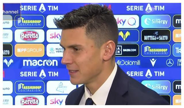 米兰为了得到佩西纳,不惜许诺未来转会费的一半交给维罗纳