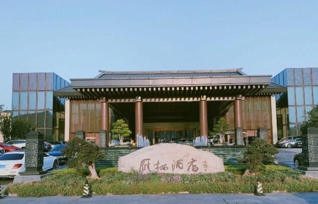 来北京游玩必去的地方,雁栖湖风景区,这里景色确实漂亮
