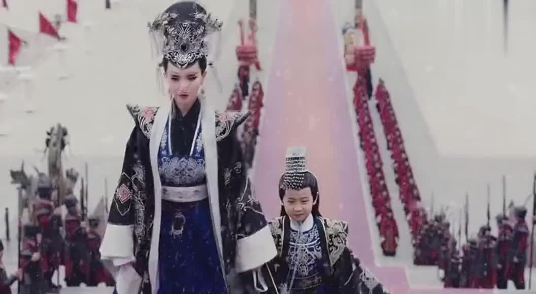 拓跋浚驾崩后新皇上登基,未央霸气:我会让你看到一个锦绣江山!