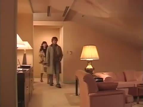 冬季恋歌:民亨责问彩琳为什么要对俊尚的事说谎,并要求和她分开