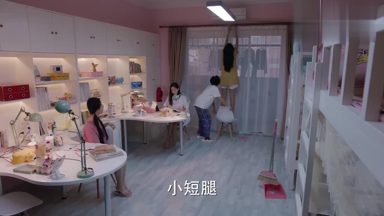 少年派:妙妙充当寝室和事佬,成功化解寝室内部矛盾,太厉害了!