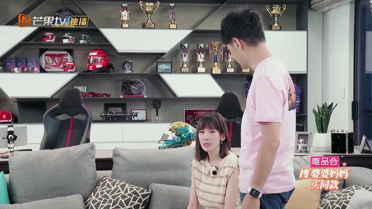 陈若仪偶像包袱太重,不料婆婆也来跟风,林志颖笑得抬不起头!