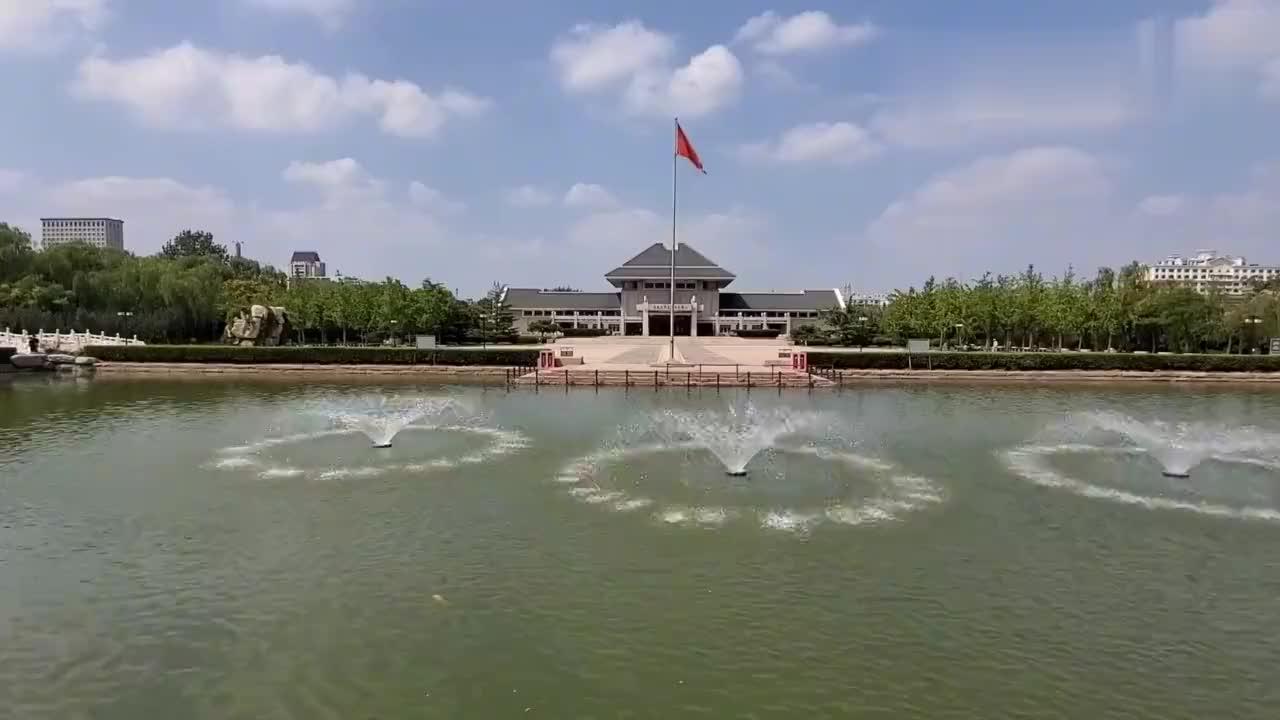 天津周恩来邓颖超纪念馆