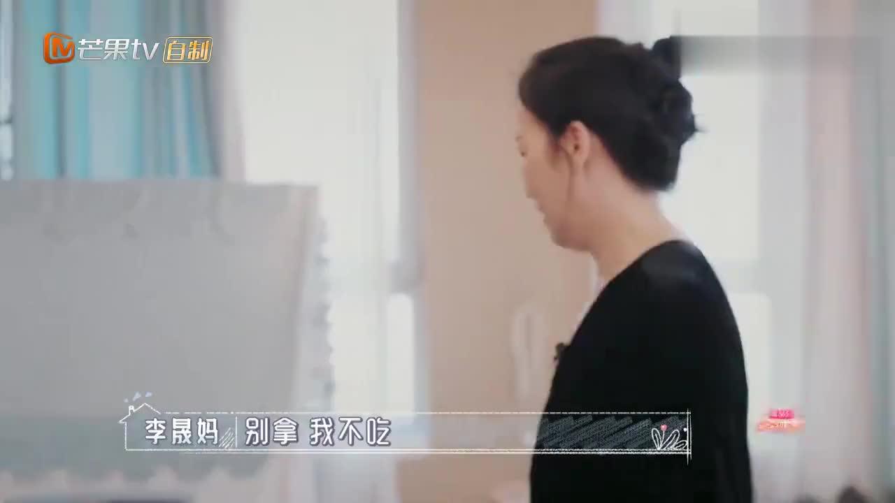 婆婆和妈妈:李晟让妈妈吃辣条,亲妈直呼:你不要害妈妈好不好!