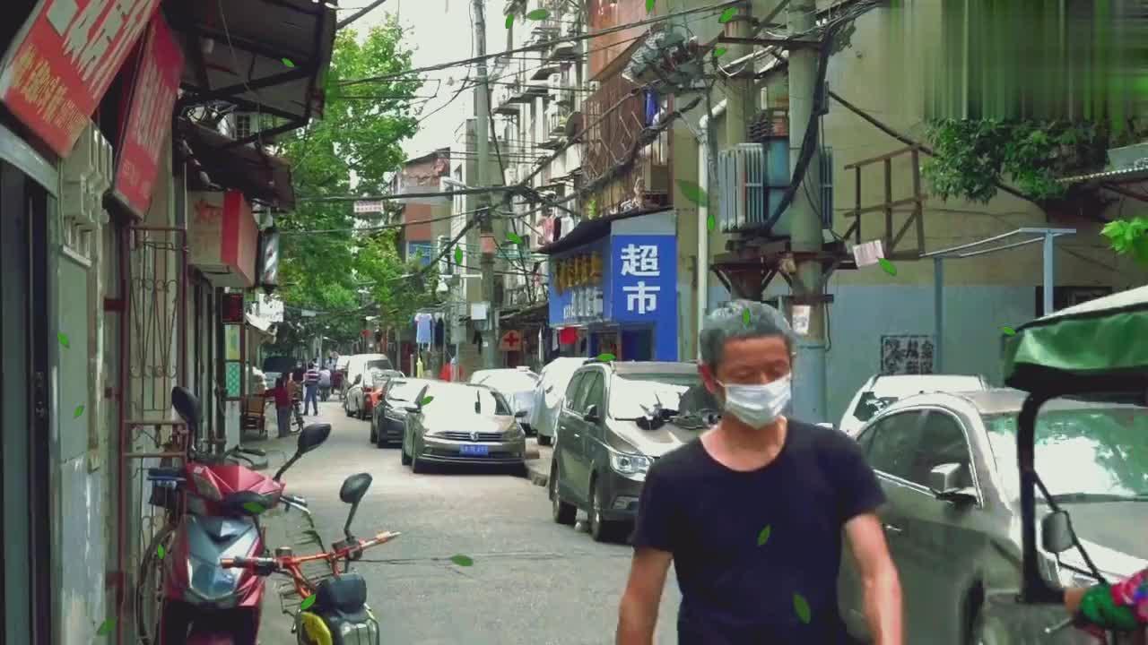 大城小事慢生活武汉长堤街,外地游客几乎找不到的烟火人间