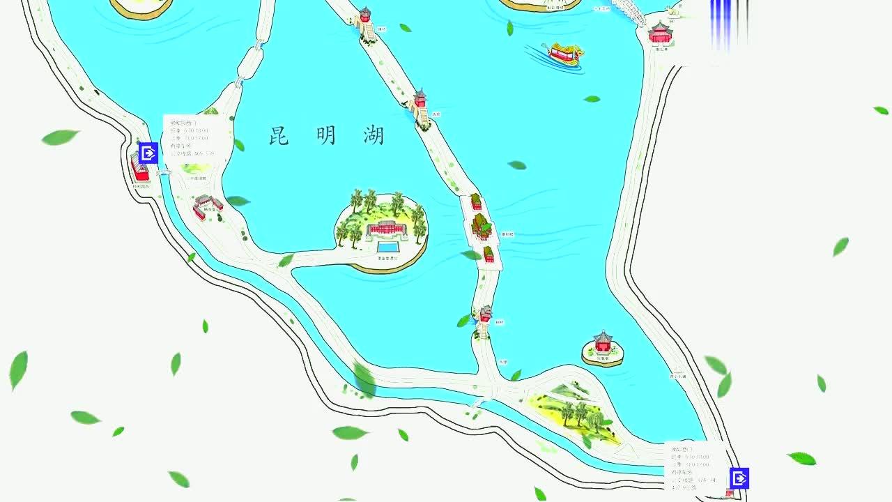 戏游记丨北京颐和园小编带您逛中国皇家园林依山傍水如何玩儿