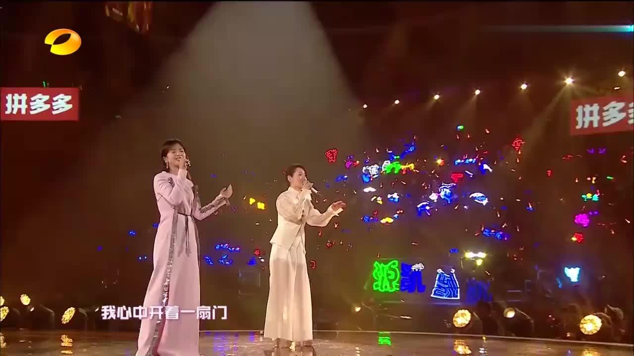 刘涛这首歌火了很久,再次被杨钰莹翻唱!瞬间碾压原唱!