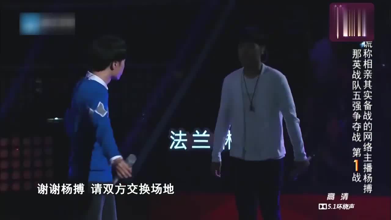 中国新歌声,男版本的孙燕姿登场,白静晨演唱不输给孙燕姿