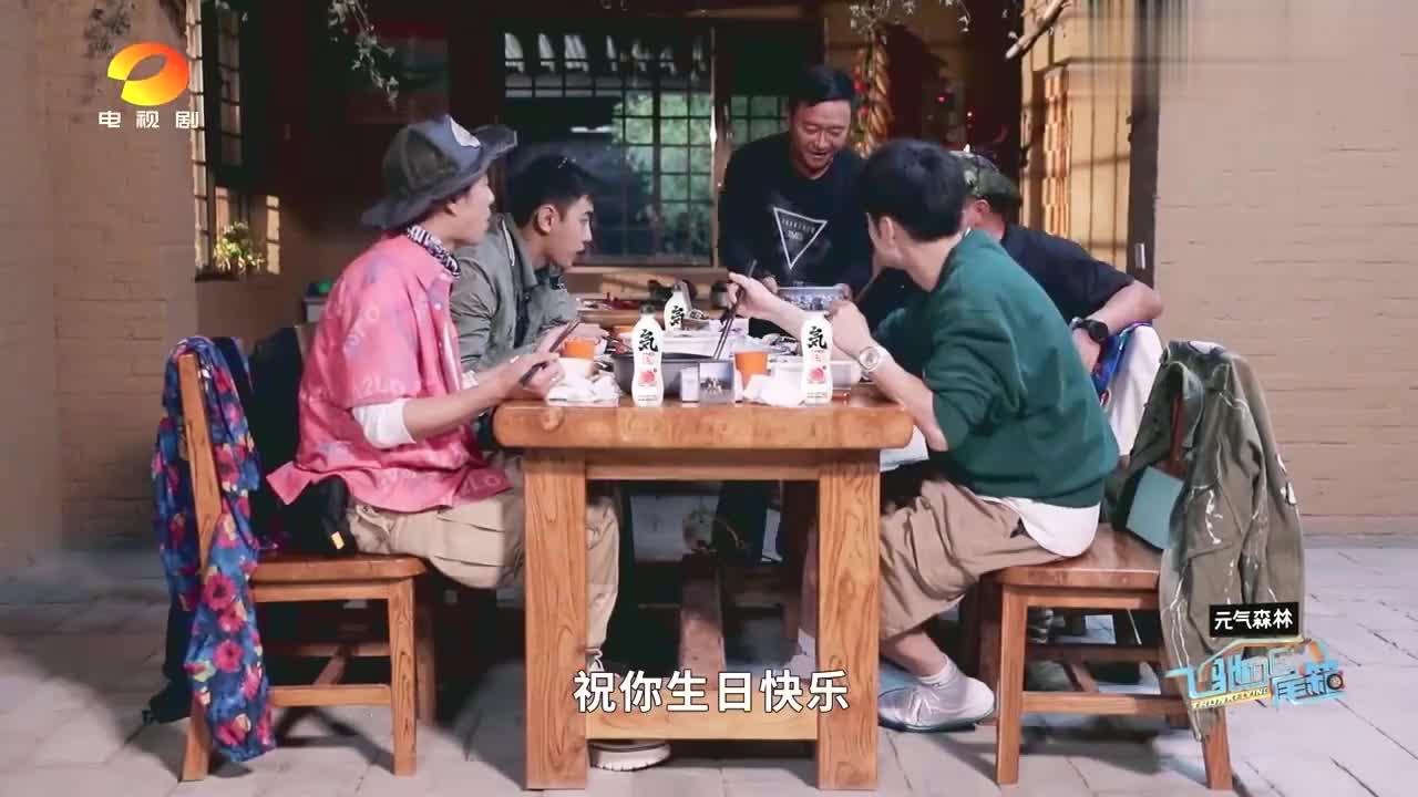德云社师兄弟太有规矩,阎鹤祥即使过生日,也不耽误饭店老板下班