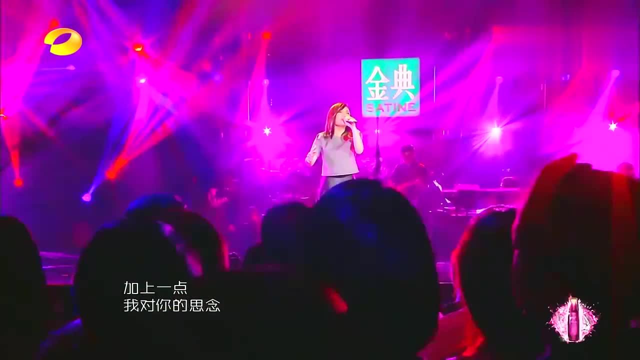 张韶涵最痛彻心扉的一首歌,被徐佳莹唱出灵魂,王晰脸色大变!