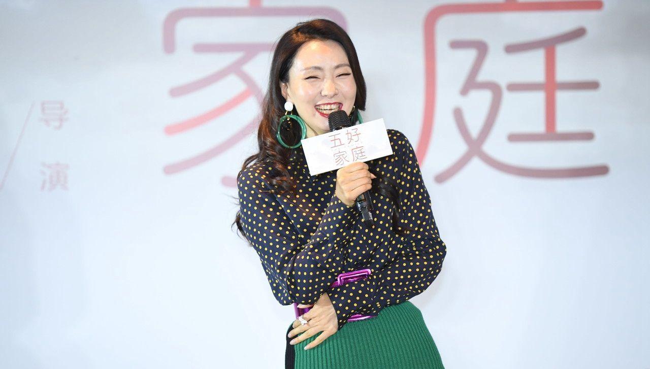 陶虹,实力女演员,出演《小欢喜》演技在线,让观众惊喜!