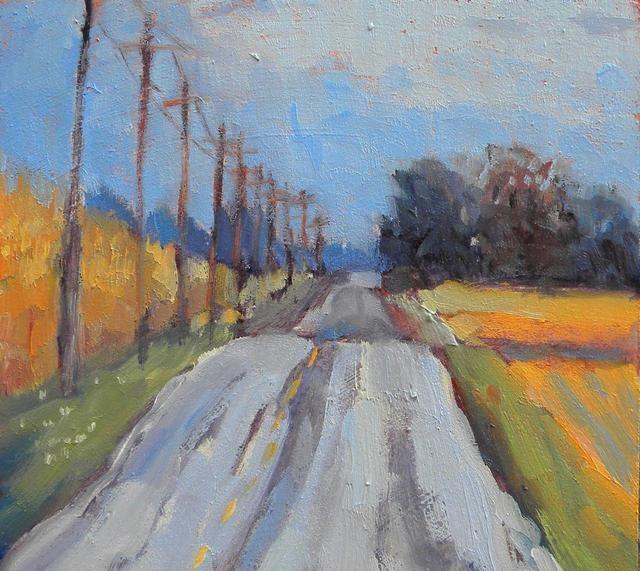小画也可以很美,美国当代画家海蒂·马洛特,油画作品欣赏