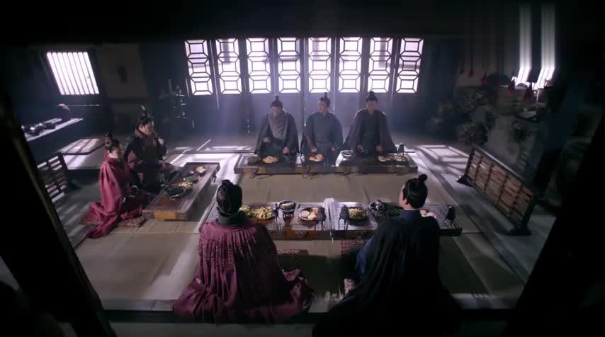 影视:阴丽华为招募不来兵发愁,使小性子,刘秀当众喂饭,太甜!