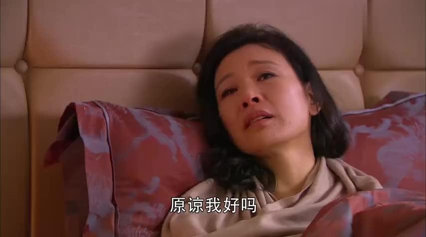 遇见王沥川:萧观终于原谅总裁妈妈,遗憾的是,这却是最后一面