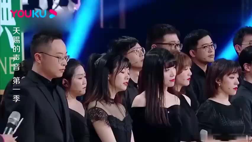 天赐的声音彩虹合唱团拉票张韶涵演唱大获成功