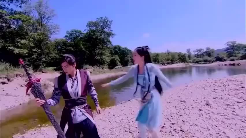 影视:屠苏和风姑娘到了不知名的荒岛上