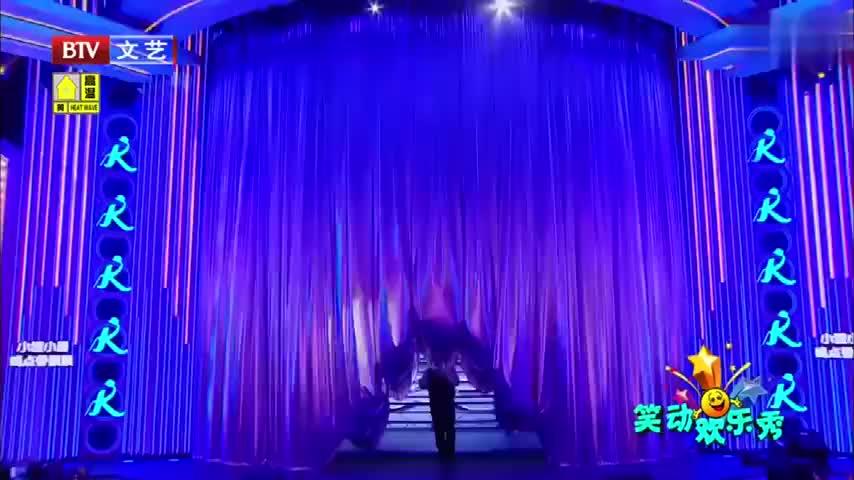 孙楠跨界出演小品《谁是拳王》,参加拳王争霸赛,奇招百出!