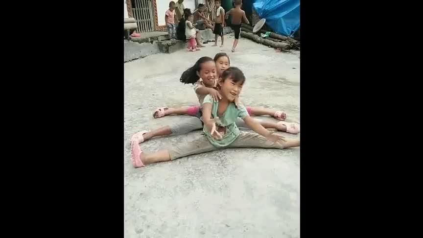 穷人家的孩子练舞蹈,接来下的场景,让人莫名心酸