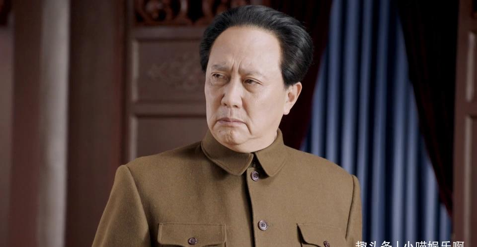 特型演员孙飞虎离世后,马晓伟独占蒋介石一角,书生气重匪气不足