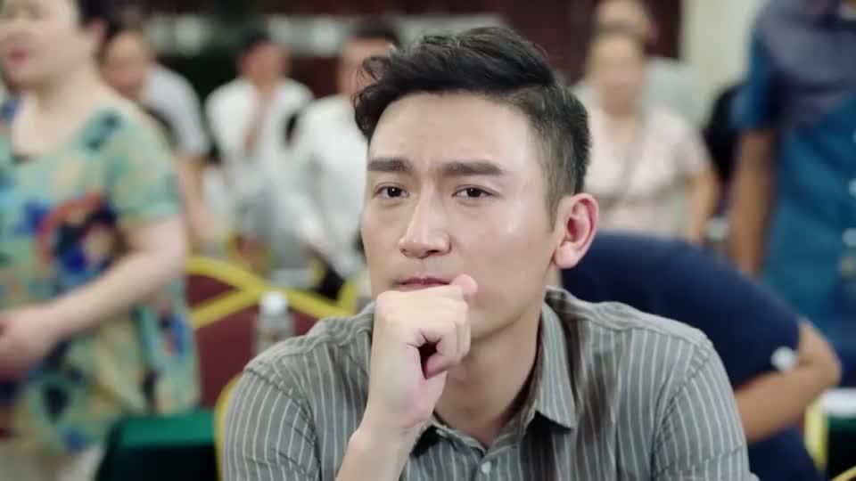 江河水:江涛竞聘总经理,却被亲哥哥否定,亲手毁了他的希望