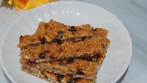 燕麦不要只会煮粥喝了,试试做成这种燕麦饼干,低脂健康又好吃