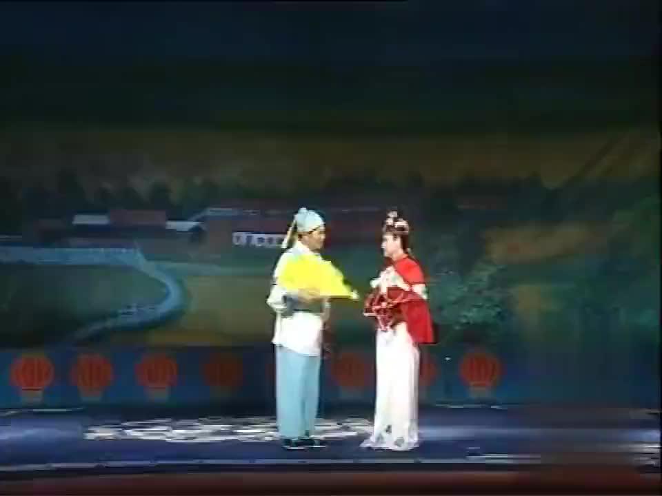 《西厢听琴》,韩子平小豆豆,经典东北二人转正戏