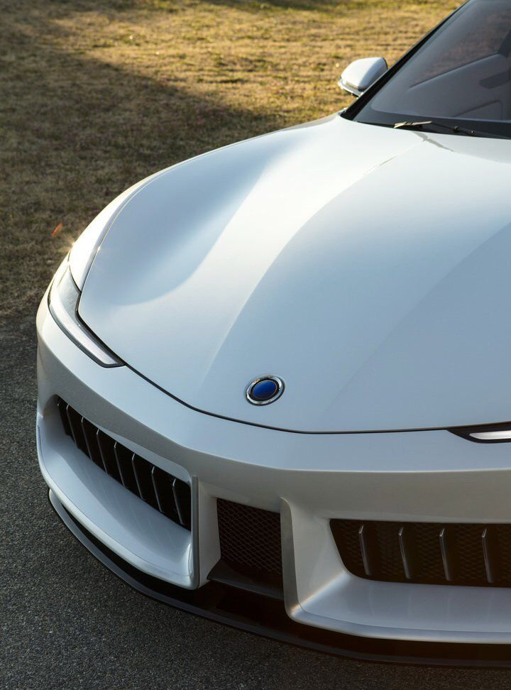 Karma Pininfarina GT概念车将于8月份在圆石滩车展首秀