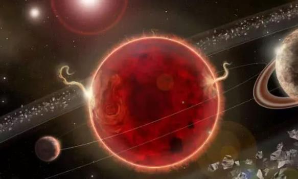 向比邻星出发!科学家发现比邻星光环,或存在多颗宜居星球