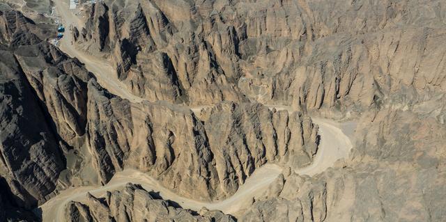 甘肃黄河石林,数百万年前形成的地质奇观,还是影视拍摄地