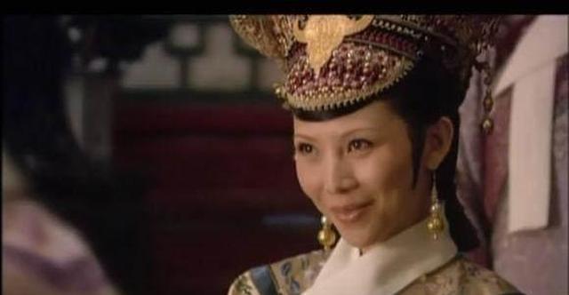 《甄嬛传》皇帝要和皇后一起回她宫里歇着看皇后这小表情真是醉了