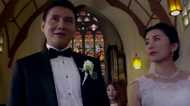 大结局:梁馨终于穿上总裁准备的婚纱,牵手步入婚姻的殿堂