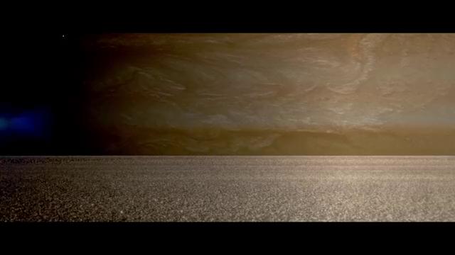 土星的卫星到底是什么样 卡西尼号探测器传回了照片