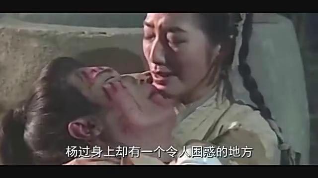《神雕侠侣》中,杨过总是幻想父亲,为何不思念母亲答案很心酸