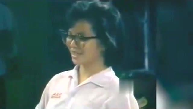 粉丝问张国荣是否喜欢王祖贤那种女生,哥哥的回答让全场大笑!