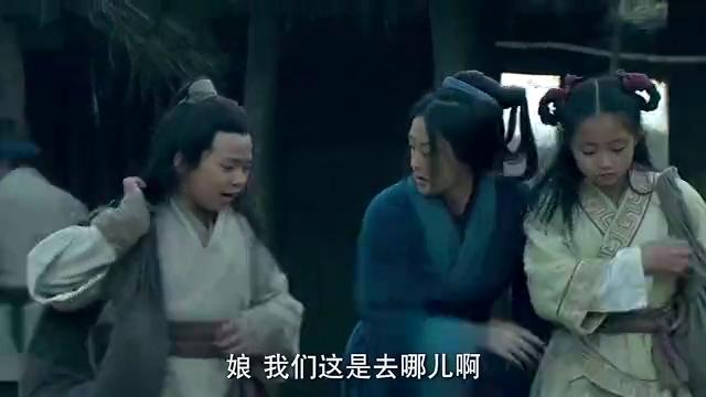 刘邦当上了汉王,老父亲高兴坏了,可劲在乡亲们面前炫耀