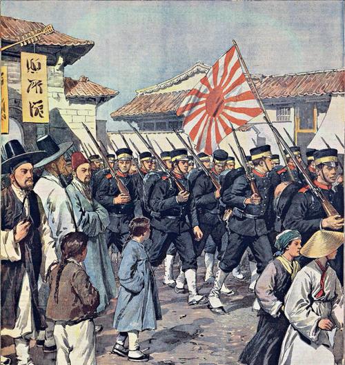 甲午战争中哪位将领英勇被日军赞:骁武绝群