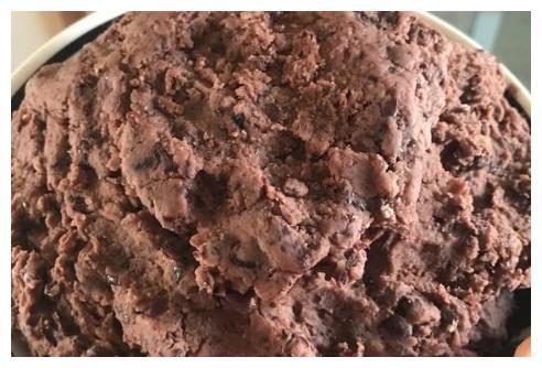 自制红豆馅儿,不能只会加糖!要加点它,色泽好看,口感香甜细腻