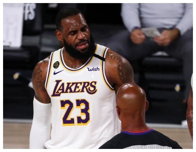 NBA公布了总决赛第五战裁判阵容,分别是8号裁判马克·戴维斯