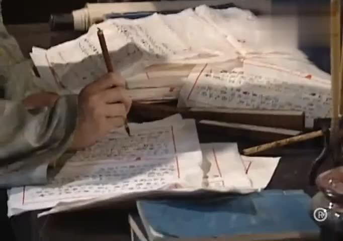 影视:文征明考科举竟然是唐伯虎写的文章!他已经把考官都摸透了