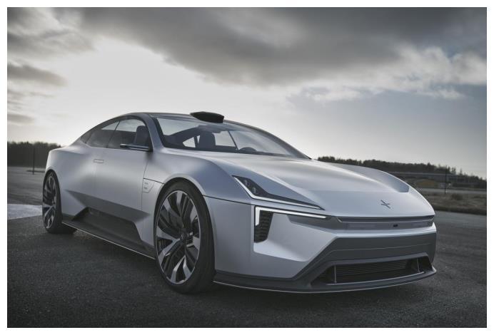 继极星Polestar 1和2之后Precept概念车也将投产