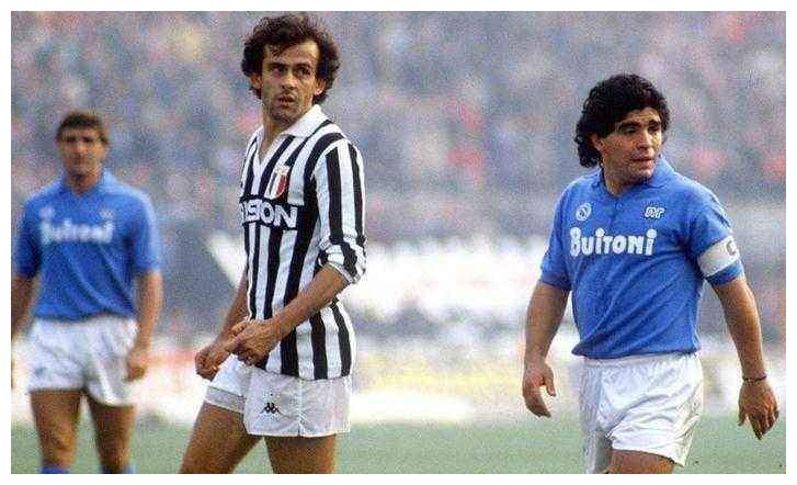 马拉多纳原以为普拉蒂尼会执教法国队,欧足联的道路不适合后者