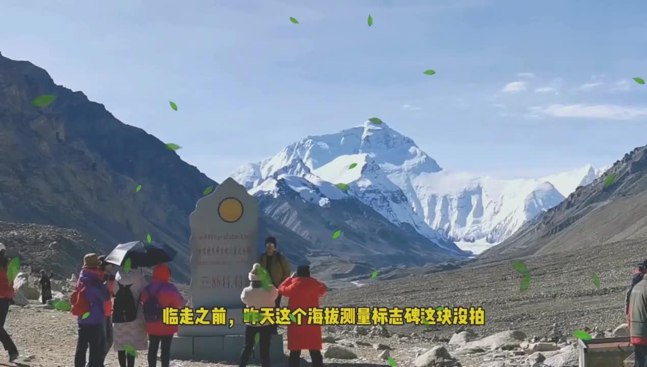 夫妻自驾中国,告别珠峰大本营,返程拐处车开锅,我缺氧!!