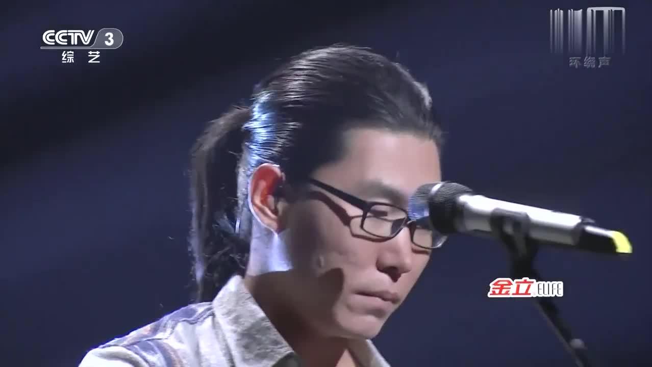 中国好歌曲:关涛唱给妈妈的歌,唱哭了自己也唱哭了导师