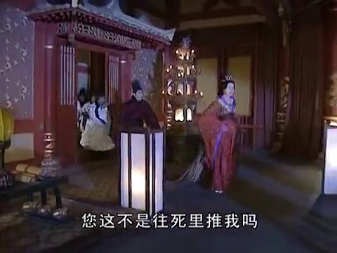 大明宫词:武则天怀孕十二个月,还没生出来,难道是妖孽?