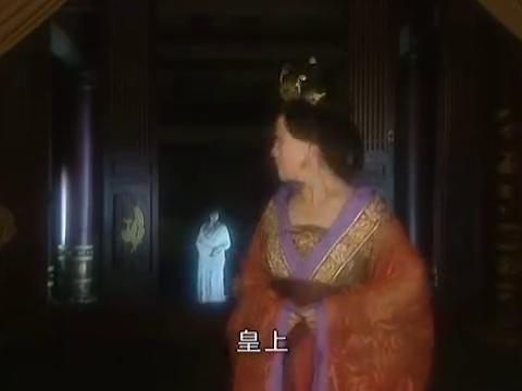 大明宫词:王皇后指责武则天,一声惨叫,原来梦一场