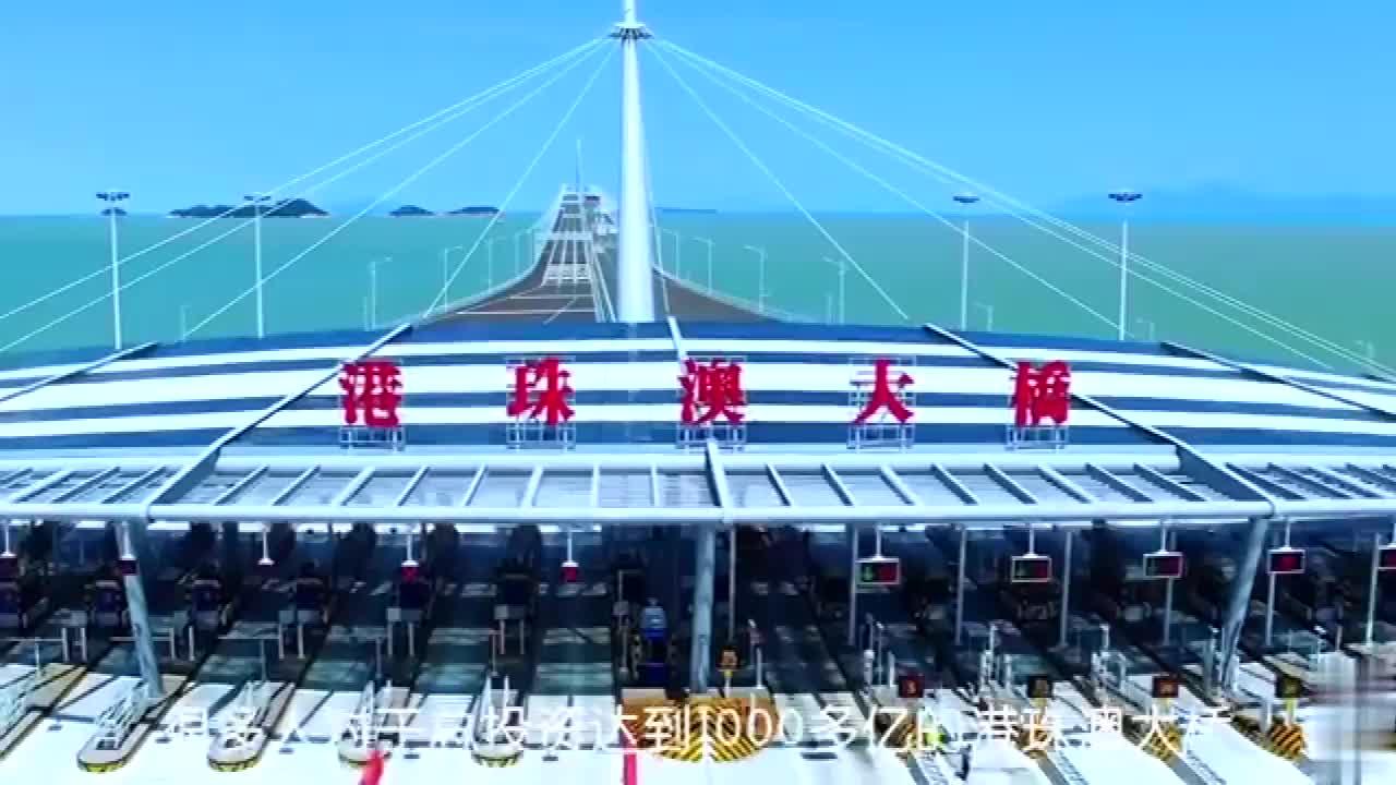 深度百米大海港珠澳大桥桥墩怎样打造的工程师的技巧让人佩服