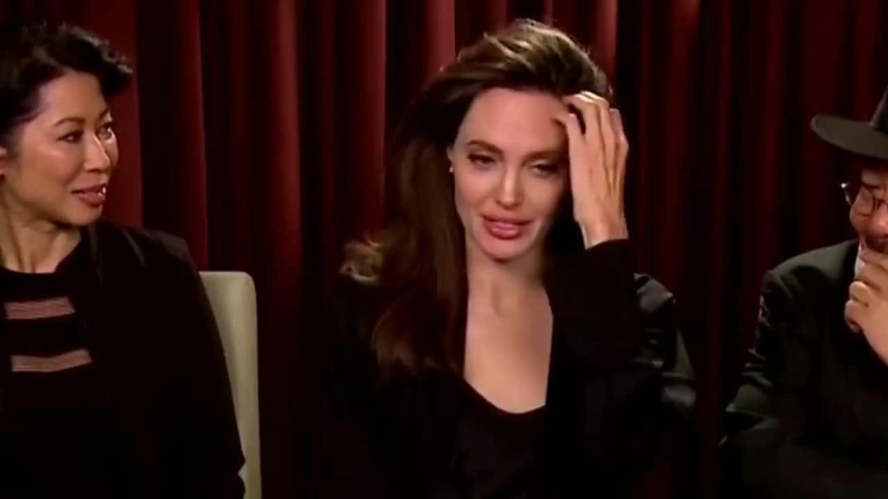 好莱坞明星纷纷捐款 朱莉捐710万救助全球挨饿儿童