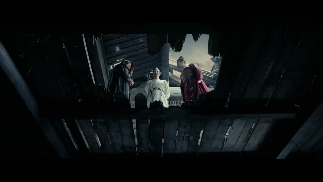 妖猫传:巫师想让高力士背负杀死杨贵妃的罪名,玄宗皇帝怎么想的
