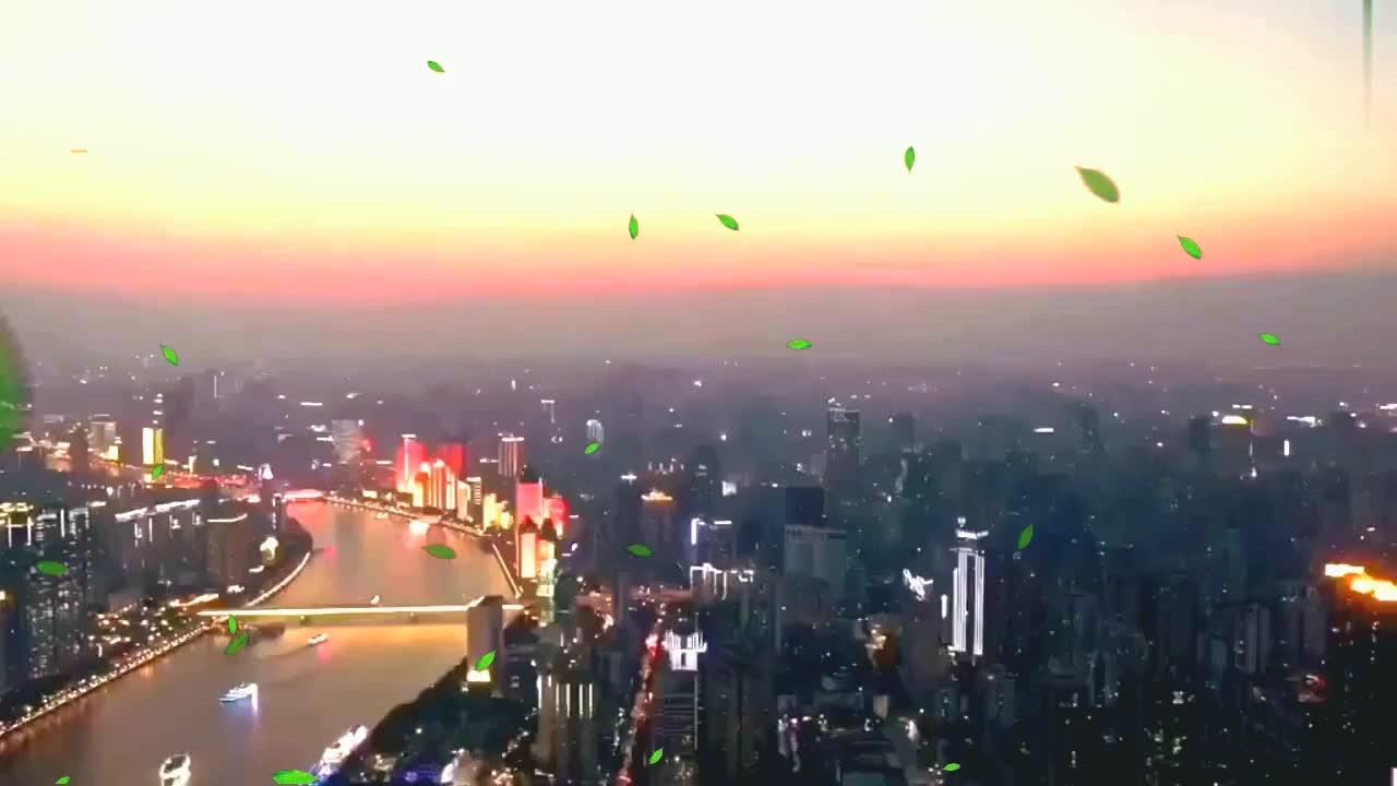 航拍广州珠江新城,不愧是国家一线大城市,太繁华了!